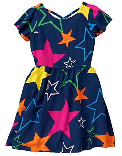 Crazy 8 Little Stars Vestido para niña