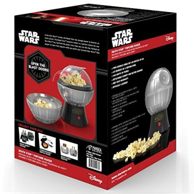 Uncanny-Brands-Star-Wars-Death-Star-Popcorn-Maker-Hot-Air-Style-with-Removable-Bowl