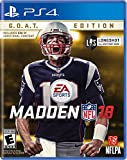 Madden NFL 18 G.O.A.T. Edition - PlayStation 4 (Video Game)