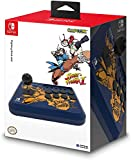 HORI Nintendo Switch Fighting Stick Mini - Street Fighter II Edition (Chun-Li & Cammy) Officially Licensed by Nintendo & Capcom