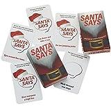 Santa Says Card Game