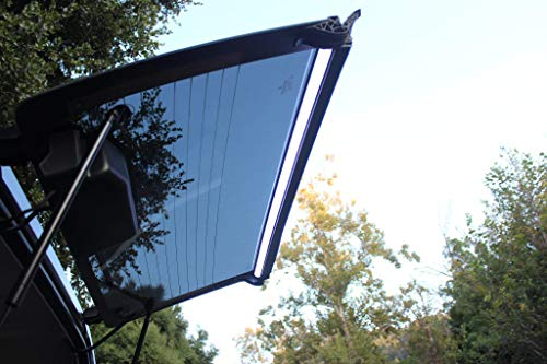 Brawlee RGB LED Rear Glass Lift Gate Dome Light Bar for 07-18 JK JKU...