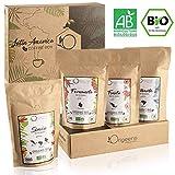 CAFE GRAIN 1kg BIO | Café en Grain Arabica | Coffret café...