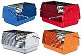 Trixie Cage Transport pour Rongeur/Petit Oiseau, Couleur Assortie, 30 × 18 × 20 cm