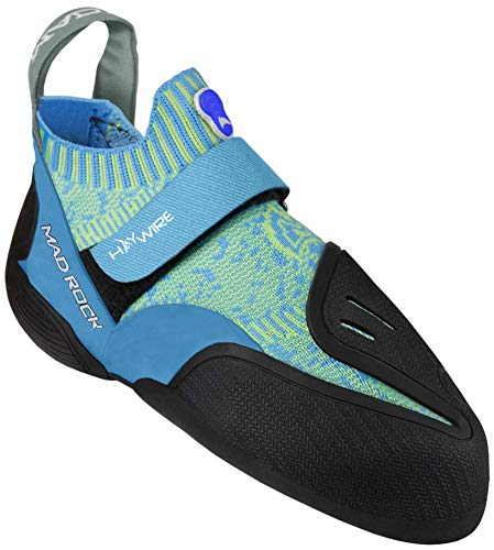 Mad Rock Haywire Climbing Shoe - Blue/Green 8