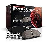 Power Stop (Z23-1053) Z23 Evolution Sport Brake Pads, Rear