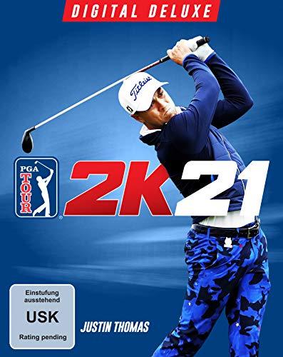 PGA Tour 2K21 Digital Deluxe | PC Code - Steam