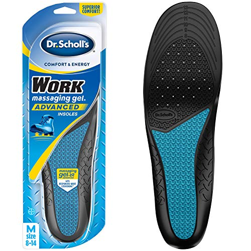 Dr. Scholl's WORK Massaging Gel Advanced Insoles