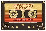 1art1 Les Gardiens De La Galaxie Paillasson Essuie-Pieds - Vol. 2, Awesome...