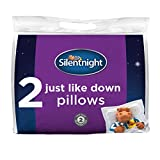 Silentnight Just Like Down Pillow Pair