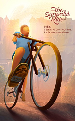 Solar bicycle adventure journey of 79 days & 7424 kilometres across India: Guinness World Record