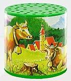 Lutèce Créations Boîte à meuh ou boîte à Vache Traditionnelle pour...