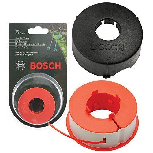 Bosch Genuine Art 23 26 30 Combitrim EASYTRIM Strimmer/Grass Trimmer PRO-Tap Automatico Spool Linea...