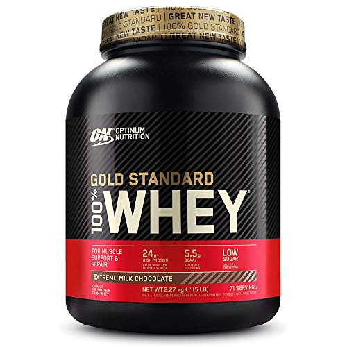 Optimum Nutrition ON Gold Standard 100% Whey Proteína en Polvo...