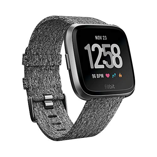 FitbitUnisex Versa Special Edition Health and Fitness Smartwatch,...