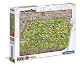 Clementoni- Puzzle 1000 Piezas Mordillo : The Match (39537.8)