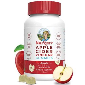 """Organic Apple Cider Vinegar Gummies by MaryRuth's - Includes """"The Mother"""" - Immune Boosting - Overall Wellness… 5 - My Weight Loss Today"""