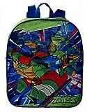 Nickelodeon TMNT Ninja Turtles 12' Small School Bag Backpack