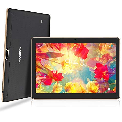 LNMBBS Android 9.0 Tablet de 10'' con WiFi 4GB de RAM y 64 GB de...