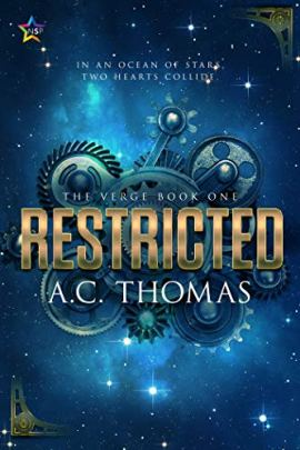 Restricted (The Verge Book 1) by [A.C. Thomas]
