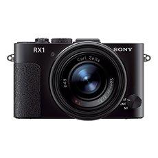 """Sony DSC-RX1 - Cámara compacta de 24.3 Mp (pantalla de 3"""", ISO 100-25600, F2.0, 35 mm, Full HD), color negro"""