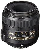 Nikon Objectif AF-S DX Micro Nikkor f/2.8G 40 mm