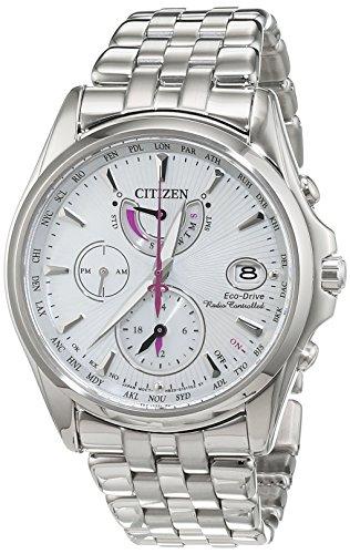 Citizen Damen-Armbanduhr Analog Quarz Edelstahl FC0010-55D