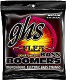 GHS Flea Signature Jeu de Cordes pour Basse électrique Medium