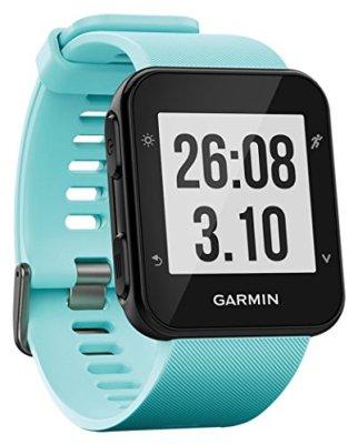 Garmin Forerunner 35 Watch, Frost Blue - International Version - US warranty