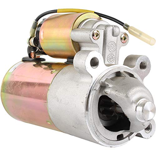 DB Electrical SFD0032 Starter Compatible With/Replacement For 2.0L Ford Contour 1995-2000, Auto & Truck Escape 2001-2004, Escort 1998-2003, ZX2, Mazda Tribute 2001-2004, Mercury Cougar 1999-2002