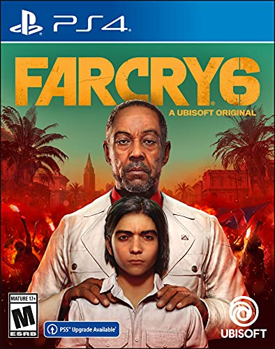 Far Cry 6 (輸入版:北米) - PS4