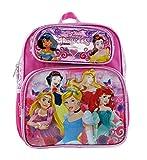 DISNEY PRINCESS - PRINCESS 12inch Toddler Size Backpack - 16255