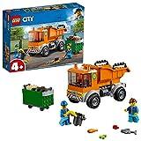 LEGO City - Le camion de poubelle - 60220 - Jeu de construction