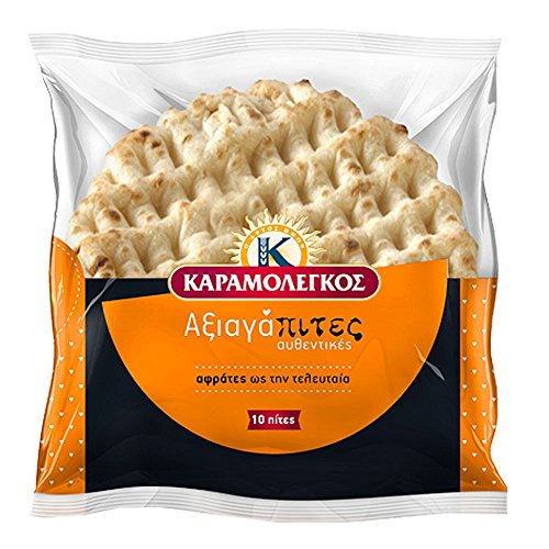 Pita griega, Souvlaki griego, 30 porciones, 3 paquetes de 10