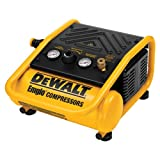 DEWALT Air Compressor, 135-PSI Max, 1 Gallon (D55140)