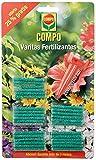 COMPO Varitas fertilizantes para plantas de interior y exterior, Larga duracin de hasta 3 meses, 30 unidades