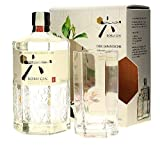 Roku Gin The Japanese Craft Gin 43% - 700 ml in Giftbox with glass