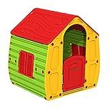 Maison de jardin magique pour enfant en plastique