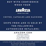 Lavazza Espresso Italiano Ground Coffee Blend, Medium Roast, 8-Ounce Cans,Pack of 4 (Packaging may vary) 51