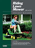 Proseries Riding Lawn Mower Service Repair Manual Volume 1