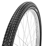 Goodyear Folding Bead Cruiser Bike Tire, 26 x 2.125, Black