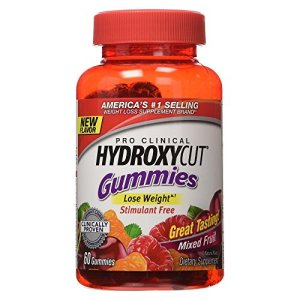 Hydroxycut Non-Stimulant Weight Loss Mixed Fruit Gummies, 90 Count 10 - My Weight Loss Today