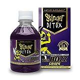 Stinger Detox Buzz 5X Extra Strength Drink – Grape Flavor – 8 FL OZ