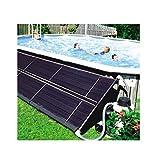 Panneau solaire de piscine