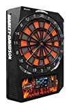 Harley-Davidson Electronic Dartboard with Dart & Extra Tips (2 Sets)