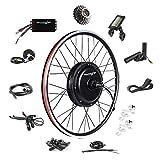 EBIKELING Ebike Conversion Kit 48V 1500W 26