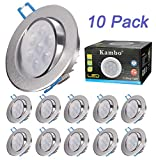 Spots Encastrables LED Orientable Rond Kambo LED 7W Plafonnier Lampe...