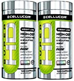Cellucor Super Hd Weight Loss, Appetite Control 120 Capsules (Pack of 2)