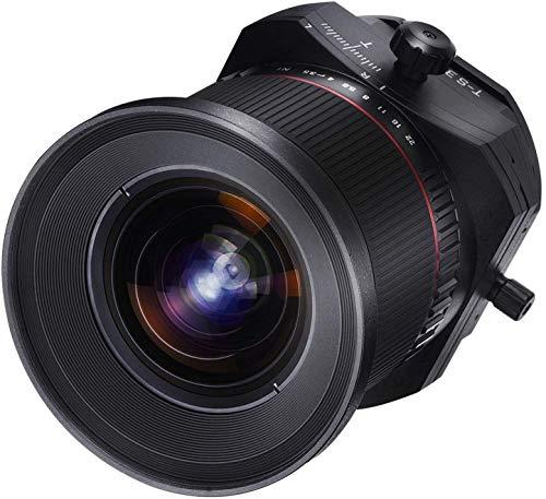 Samyang F1110903101 - Objetivo fotográfico DSLR para Nikon (Distancia Focal Fija 24mm,...