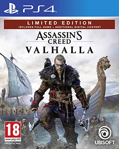Assassin's Creed Valhalla - Limited Edition (Exclusiva Amazon)